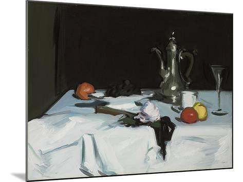 The Coffee Pot, C. 1905-Samuel John Peploe-Mounted Giclee Print