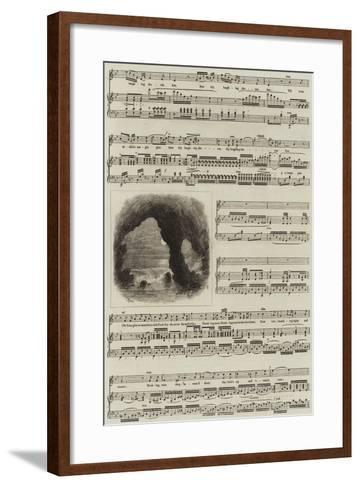 Echo-Samuel Read-Framed Art Print