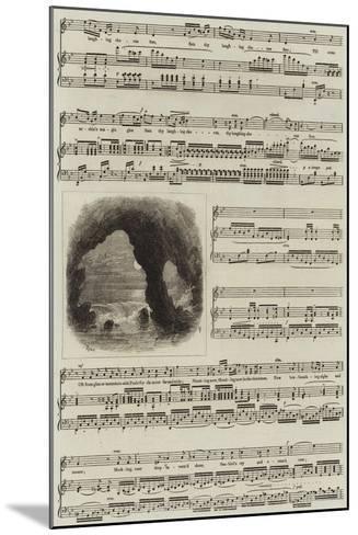 Echo-Samuel Read-Mounted Giclee Print