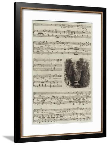 Echo-Samuel Read-Framed Art Print