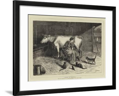 Ladies in Waiting-Samuel Edmund Waller-Framed Art Print