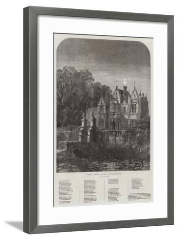 Under Green Leaves, Lullingsworth-Samuel Read-Framed Art Print
