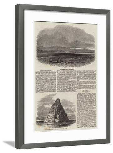 The Culloden Monument-Samuel Read-Framed Art Print