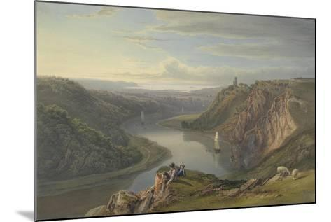 The Avon Near Bristol-Samuel Jackson-Mounted Giclee Print