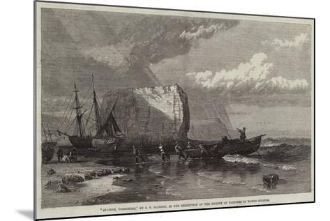 Staiths, Yorkshire-Samuel Phillips Jackson-Mounted Giclee Print