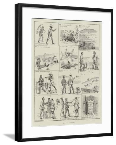 A Day with an Antiquary-S^t^ Dadd-Framed Art Print