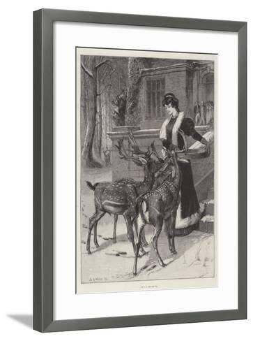 Out-Patients-Samuel Edmund Waller-Framed Art Print