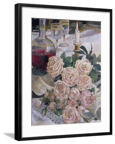 Nostalgia-Rosemary Lowndes-Framed Art Print
