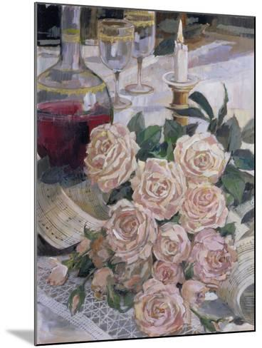 Nostalgia-Rosemary Lowndes-Mounted Giclee Print