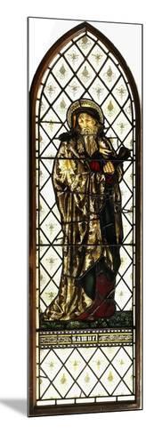 The Prophet Samuel, 1868-Edward Burne-Jones-Mounted Giclee Print