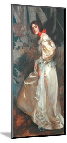 The Stairs, C.1899-James Jebusa Shannon-Mounted Giclee Print