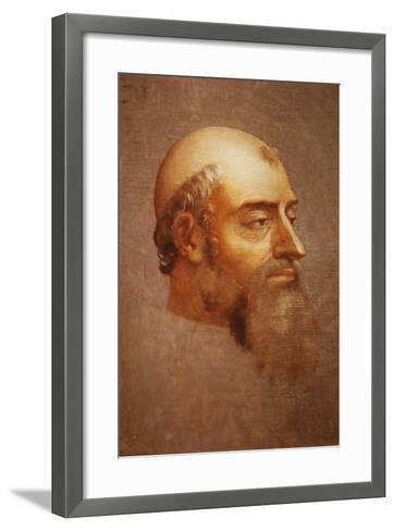 Portrait of Clement VII-Sebastiano del Piombo-Framed Art Print