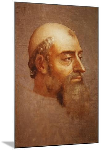 Portrait of Clement VII-Sebastiano del Piombo-Mounted Giclee Print