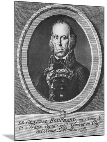 General Houchard-Simon Charles Miger-Mounted Giclee Print