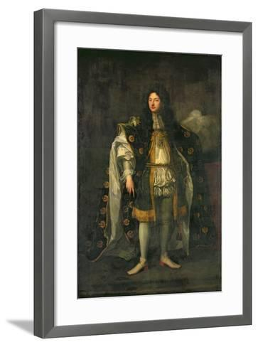 John Drummond, 1st Earl of Melfort, Secretary of State for Scotland (1649-1714), 1688-Godfrey Kneller-Framed Art Print