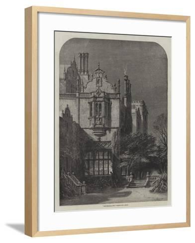 The Prodigal Son-Samuel Read-Framed Art Print