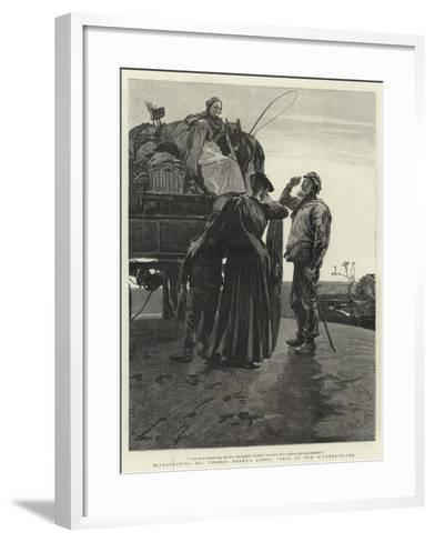 Tess of the D'Urbervilles-Hubert von Herkomer-Framed Art Print
