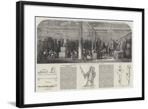 The Great Tobacco Warehouse-Samuel Read-Framed Art Print