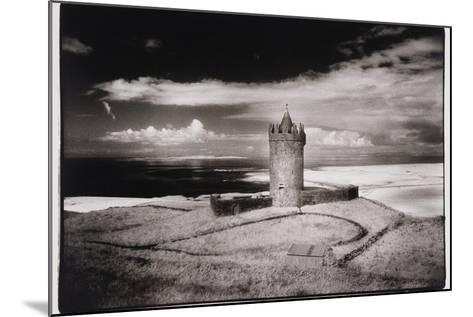 Doonagore Tower, Co. Clare, Ireland-Simon Marsden-Mounted Giclee Print