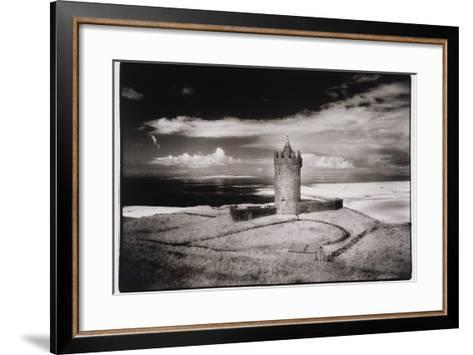 Doonagore Tower, Co. Clare, Ireland-Simon Marsden-Framed Art Print