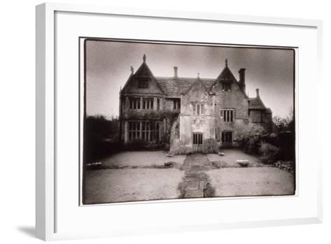 Sandford Orcas Manor, Dorset-Simon Marsden-Framed Art Print