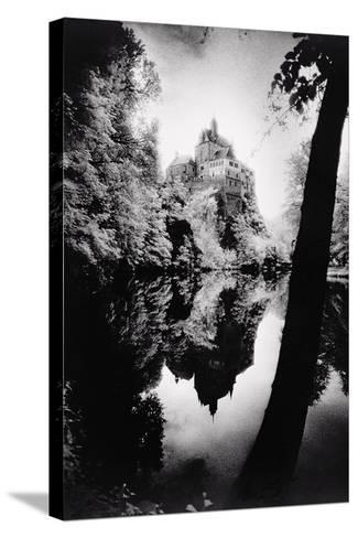Burg Kriebstein, Germany-Simon Marsden-Stretched Canvas Print