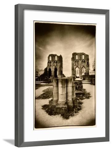 Roche Abbey, Yorkshire-Simon Marsden-Framed Art Print