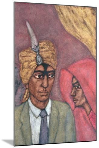 The Union, 1993-Shanti Panchal-Mounted Giclee Print