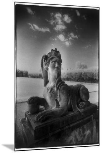A Sphinx at Gross-Sedlitz, Heidenau-Simon Marsden-Mounted Photographic Print