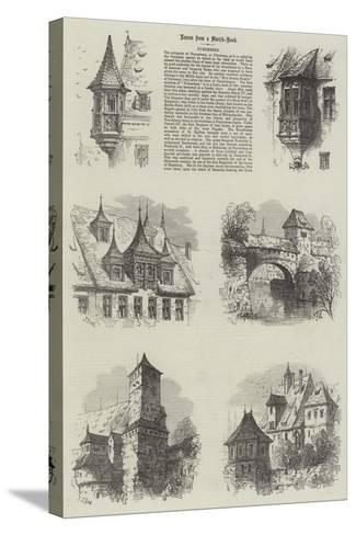 Nuremberg-Samuel Read-Stretched Canvas Print