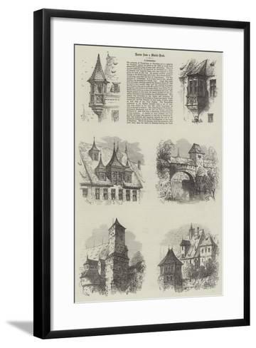 Nuremberg-Samuel Read-Framed Art Print