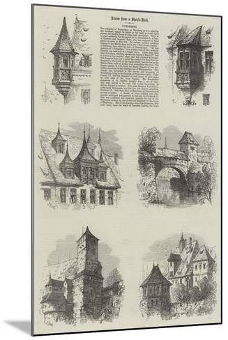 Nuremberg-Samuel Read-Mounted Giclee Print