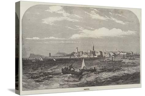 Harwich-Samuel Read-Stretched Canvas Print