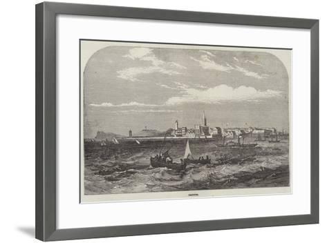 Harwich-Samuel Read-Framed Art Print