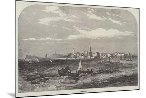 Harwich-Samuel Read-Mounted Giclee Print