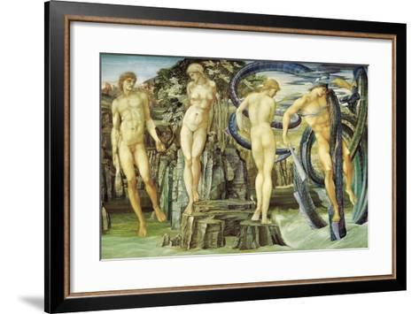 Perseus and Andromeda, 1876-Edward Burne-Jones-Framed Art Print