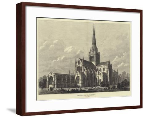 Chichester Cathedral-Samuel Read-Framed Art Print