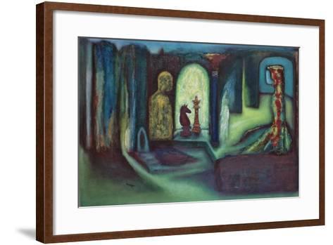 Players, 2004-Stevie Taylor-Framed Art Print