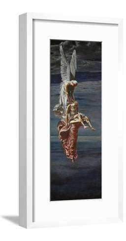Sarpedon, C. 1875-76-William Blake Richmond-Framed Art Print