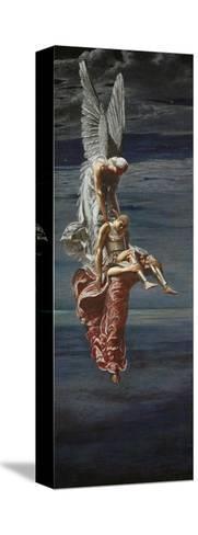 Sarpedon, C. 1875-76-William Blake Richmond-Stretched Canvas Print