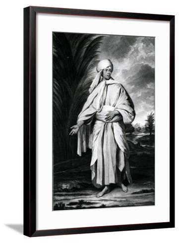 Omai, 1777-Sir Joshua Reynolds-Framed Art Print