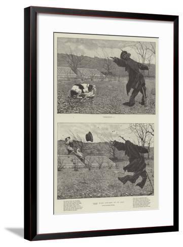 Does Make Cowards of Us All-Stanley Berkeley-Framed Art Print