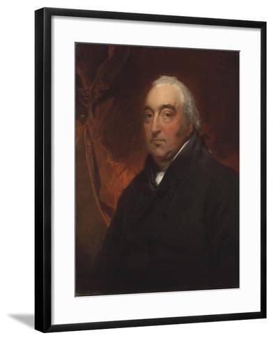 Mayow Wynell-Mayow-Thomas Lawrence-Framed Art Print