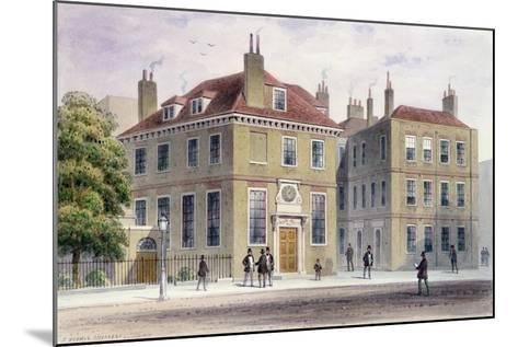 New Inn, 1850-Thomas Hosmer Shepherd-Mounted Giclee Print