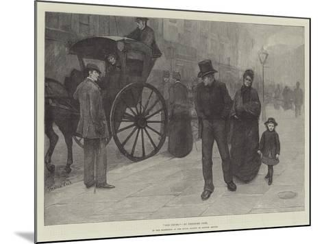 Old Chums, in the Exhibition of the Royal Society of British Artists-Theodore Flavel Cook-Mounted Giclee Print