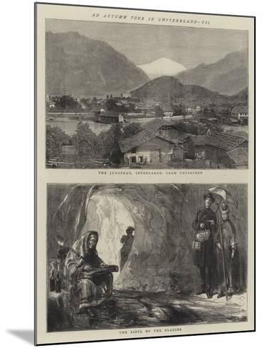 An Autumn Tour in Switzerland, VII-Sydney Prior Hall-Mounted Giclee Print
