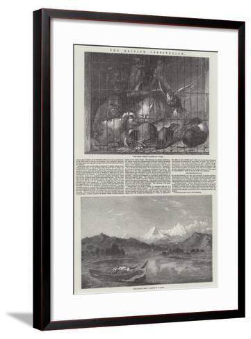 The British Institution-Thomas Earl-Framed Art Print