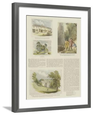 The Complete Angler Giclee Print By Thomas Stothard Art