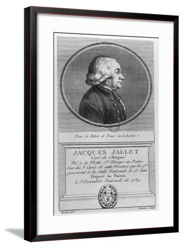 Jacques Jallet-W.N.M. Courbe-Framed Art Print
