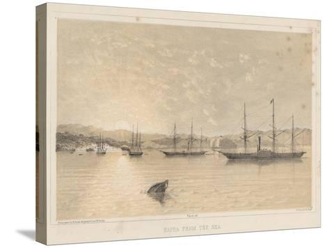 Napha from the Sea, 1855-Wilhelm Joseph Heine-Stretched Canvas Print